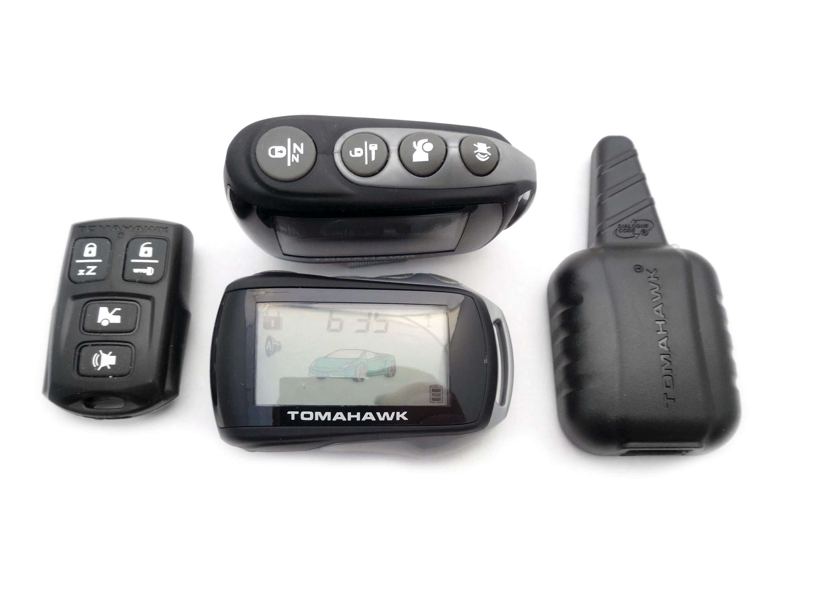 Tomahawk G-9000 G-9000 CAN
